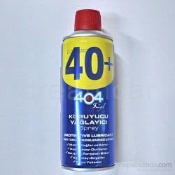 404 Koruyucu ve Yağlayıcı
