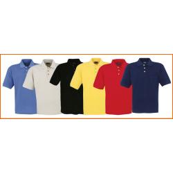 İş Tişörtleri  renkl şeçenekleri ile