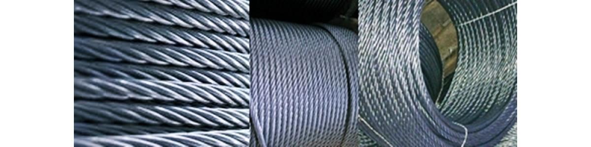 Çelik Halat Çeşitleri